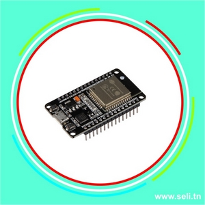 ESP32 - WROOM-32D CARTE DEVE WIFI+BLUETOOTH.Arduino tunisie