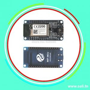 WIFIMCU CARTE DE DEVELOPPEMENT A BASE DU EMW3165.Arduino tunisie