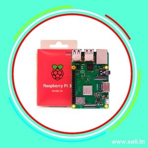 RASPBERRY PI3 MODEL B+.Arduino tunisie