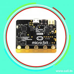 MICRO BIT: CARTE DE DEVELOPPEMENT / DEVELOPEMENT BOARD EDUCATIONAL.Arduino tunisie