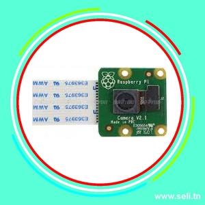 CAMERA POUR RASPBERRY PI V2 8MP.Arduino tunisie